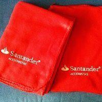 Obsequio de asistenicia a la Junta de Accionistas de Banco Santander en 2015