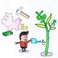 Olvidate de tu cerdito y pon a crecer tu dinero