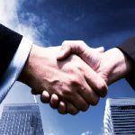 Compras y ventas de acciones de empresas