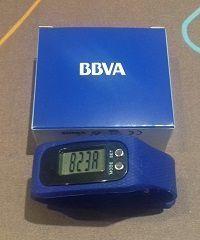 Obsequio por la asistencia a la junta de accionistas de 2017 de BBVA