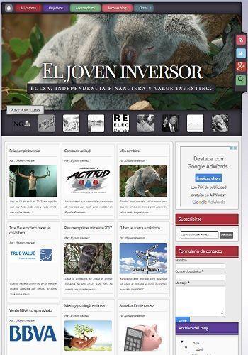 Blog de El Joven Inversor