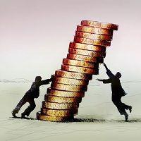 El ratio debt to equity es muy importante en los REIT
