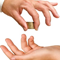 Ganar dinero en bolsa cobrando dividendos